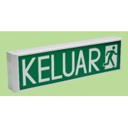 Econlite 908 Series Keluar Sign
