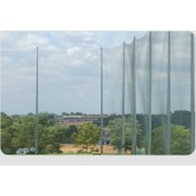 Galvapole Netting Pole