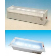 PNE PEL-18LED, PEL-18LED-REC LED SELF CONTAINED LUMINAIRE