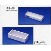 PNE PEL18, PEL28R 1 x 8W Self Contained Emergency Fluorescent Luminaire