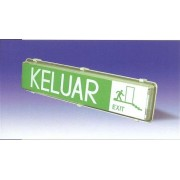PNE PEX215(F) WP Self-Contained Emergency Keluar Sign